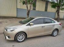 Cần bán Toyota Vios E đời 2016, màu vàng, 298 triệu giá 298 triệu tại Hà Nội