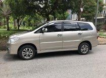 Cần bán xe Toyota Innova E đời 2016, màu vàng, 396tr giá 396 triệu tại Hà Nội