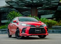 Toyota Vios 2021 trình làng, tăng giá từ 5 triệu đồng