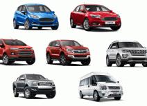 Bảng giá và ưu đãi ô tô Ford tháng 4/2021