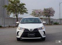 Toyota Vios thăng hạng trên top 10 xe bán chạy tháng 3/2021