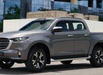 Giá lăn bánh Mazda BT-50 thế hệ mới ra mắt Việt Nam
