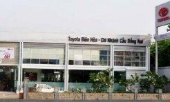 Toyota Biên Hòa: Đại lý 3S chính thức của Toyota Việt Nam