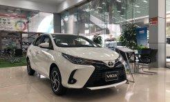 Giá lăn bánh Toyota Vios 2021