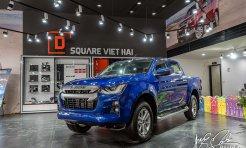 So sánh 2 bản cao cấp của bán tải Isuzu D-Max và Ford Ranger