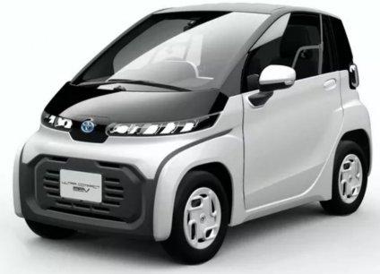 Toyota BEV - Xe điện 2 chỗ đầy ấn tượng sẽ trình làng tại Tokyo Motor Show 2019