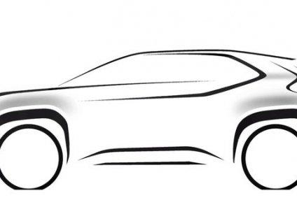 Toyota sẽ cho ra mắt mẫu SUV thế hệ mới dựa trên Yaris